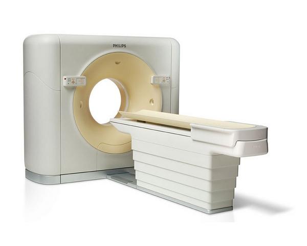 Die Multislice Computertomographie erlaubt einen detaillierten Blick ins Körperinnere in der Praxis Radiologie in Gießen
